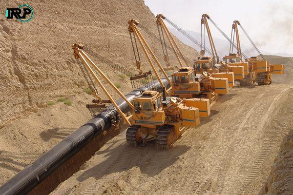 تجهیزات ایرانی در طرح انتقال نفت خام