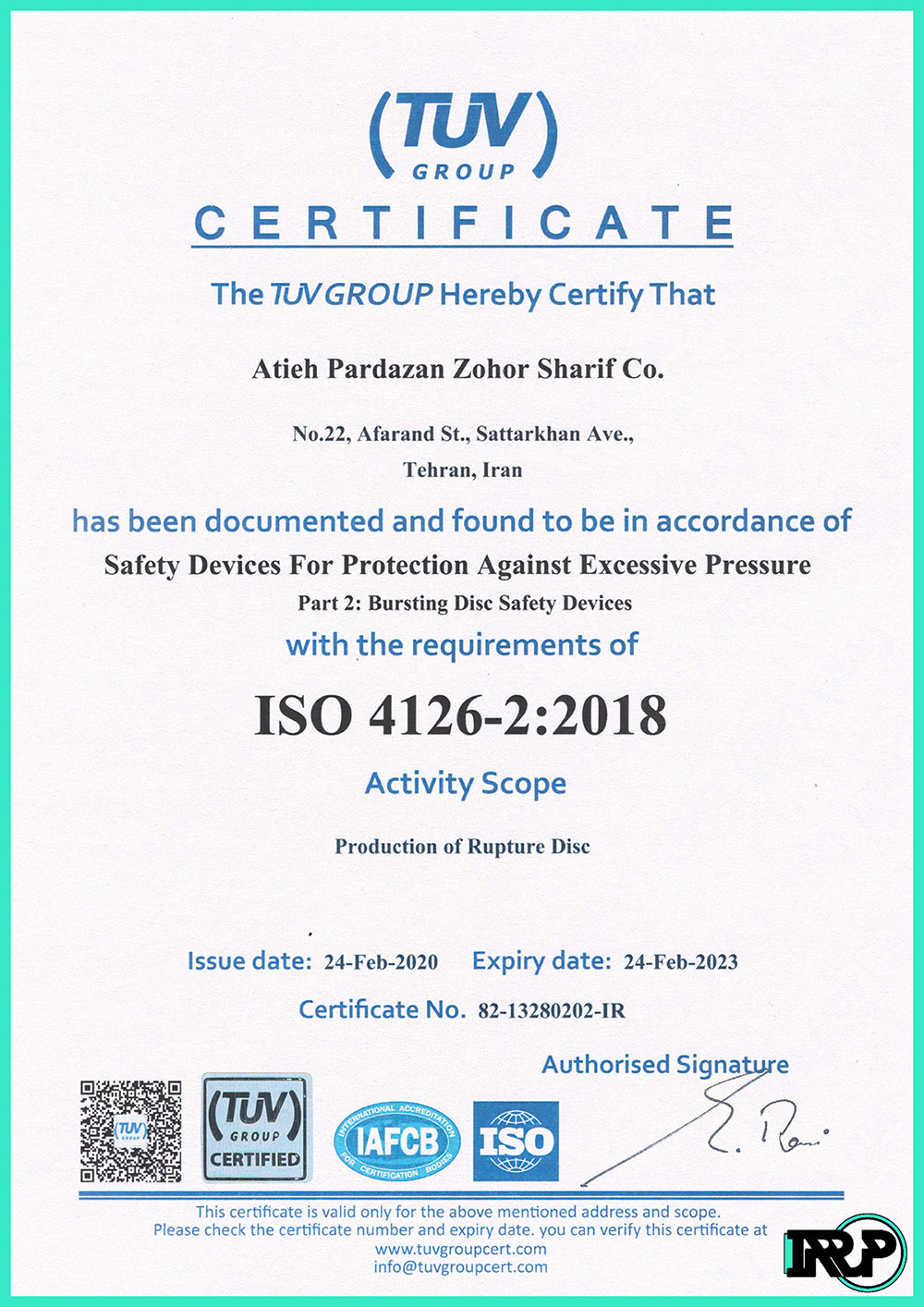 Iso-4126-2