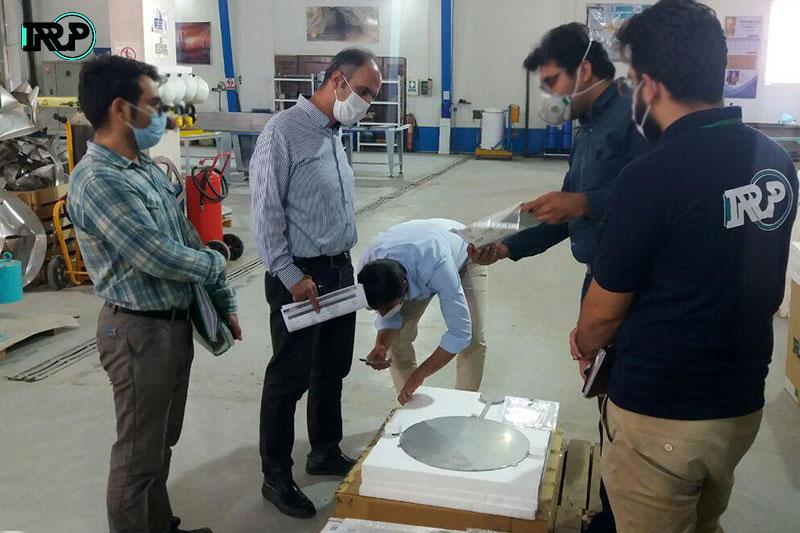 بازدید نمایندگان شرکت سپهر مکران