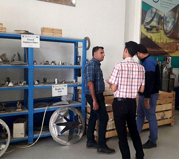 شرکت صنایع شیمیایی فارس
