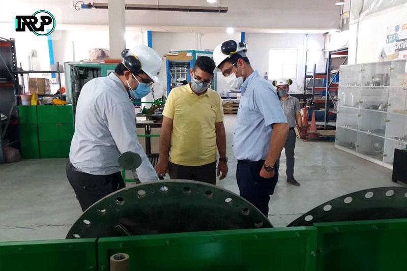 محصولات سفارشی پالایشگاه امام خمینی